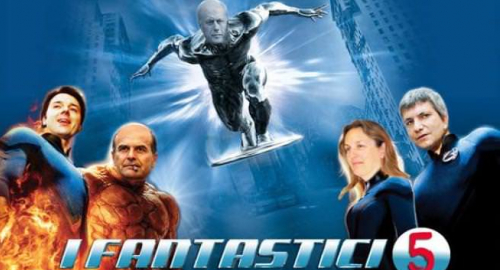 Il Pd lancia i Fantastici 5: fotomontaggio per i candidati alle Primarie [foto]